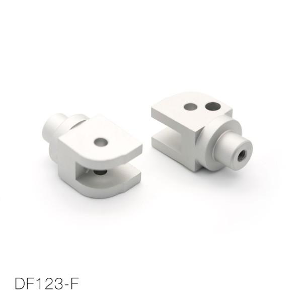 DUCATI voetsteunen-adapter voorzijde (set)