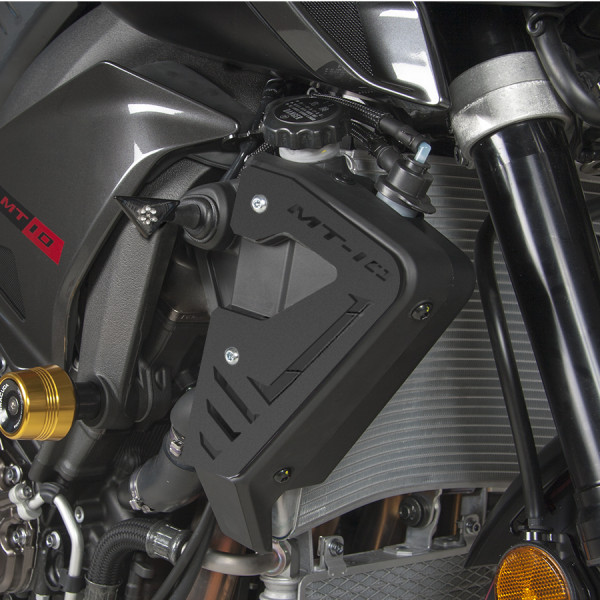 RADIATOR COVERS YAMAHA MT-10